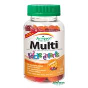 Jamieson Multi Kids Gummies želatínové pastilky pre deti 60 past