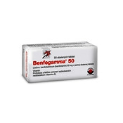 Benfogamma 50 mg 50 tbl