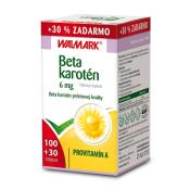 Beta karotén Walmark 6 mg 100 + 30 cps