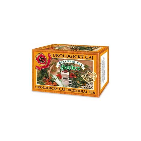 Herbex Urologický čaj n.s. 20x3 g (60 g)