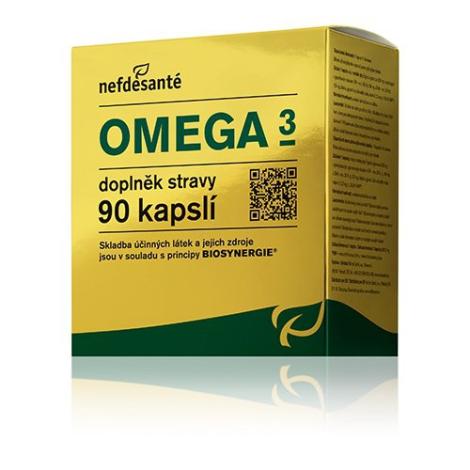 Nefdesanté Omega 3 90 cps