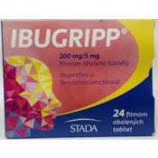 Ibugripp 24 tabliet