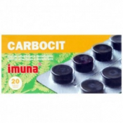 Carbocit 20 tbl