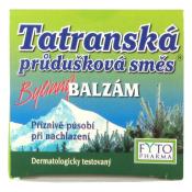 FYTO Balzam Tatranská priedušková zmes bylinný balzam 40 g