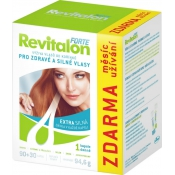 Revitalon forte vlasová terapia 90 + 30 cps