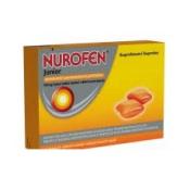 Nurofen Junior s pomarančovou príchuťou 100 mg 12 žuvacích kapsúl