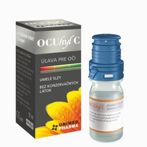 Ocuhyl C - umelé slzy 10 ml
