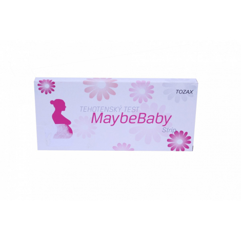 MaybeBaby midstream 2v1 tehotenský test 2 ks -  Laverna trade, s.r.o.  - T04557
