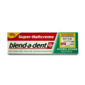 Blend-a-dent Extra Stark neutral complete fixačný krém 47 g