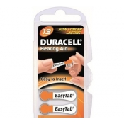 Duracell HA 10 Easytab 1.4 V batérie 6ks