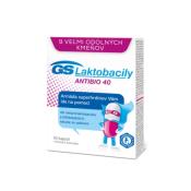 GS Laktobacily Antibio 40 10 cps