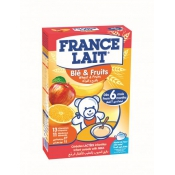 France lait kaša pšeničná medová 250 g