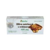 Naturica HLIVA USTRICOVÁ s echinaceou + vitamín C + zinok 30 cps