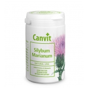 Canvit Silybum Marianum prášok 150 g