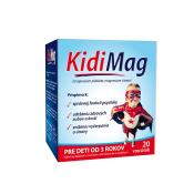 Zdrovit Kidimag 20 vreciek