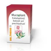 Mucoplant eukalyptový balzam pri prechladnutí 50 g