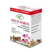 HerbVitea Imun forte s echinaceou, hlivou a zinkom 40 tbl