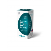 Biomin Calcium s vitamínom D 30 cps
