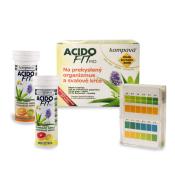 AcidoFit šumivé tablety príchuť kiwi 16 tbl