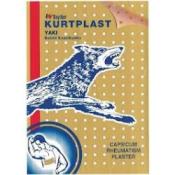 Kurtplast kapsaicínová hrejivá náplasť 10 x 18 cm 1ks