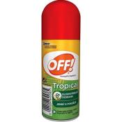 OFF! Tropical rozprašovač repelent 100 ml