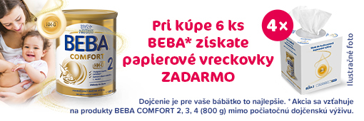 Beba + Beba vreckovky