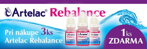 Artelac Rebalance 2+1