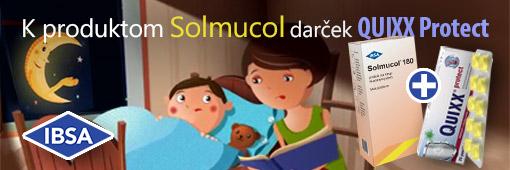 Solmucol + Quixx Protect