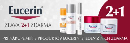 Eucerin 2+1